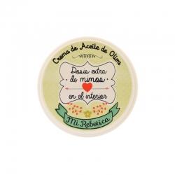Crema Cara y Cuerpo Aceite de Oliva 300 ml