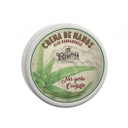CREMA DE MANOS DE ALOE VERA 50 ml. (TARRINA)
