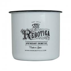Taza de latón vintage Mi Rebotica
