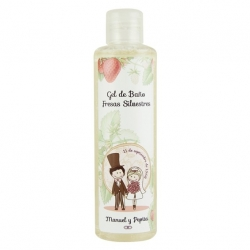 STRAWBERRY GEL  200 ml Wedding