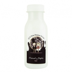 BATH GEL WITH MILK PROTEINS 250 ml Wedding