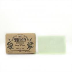 Jabon glicerina artesano Te verde 100 gr