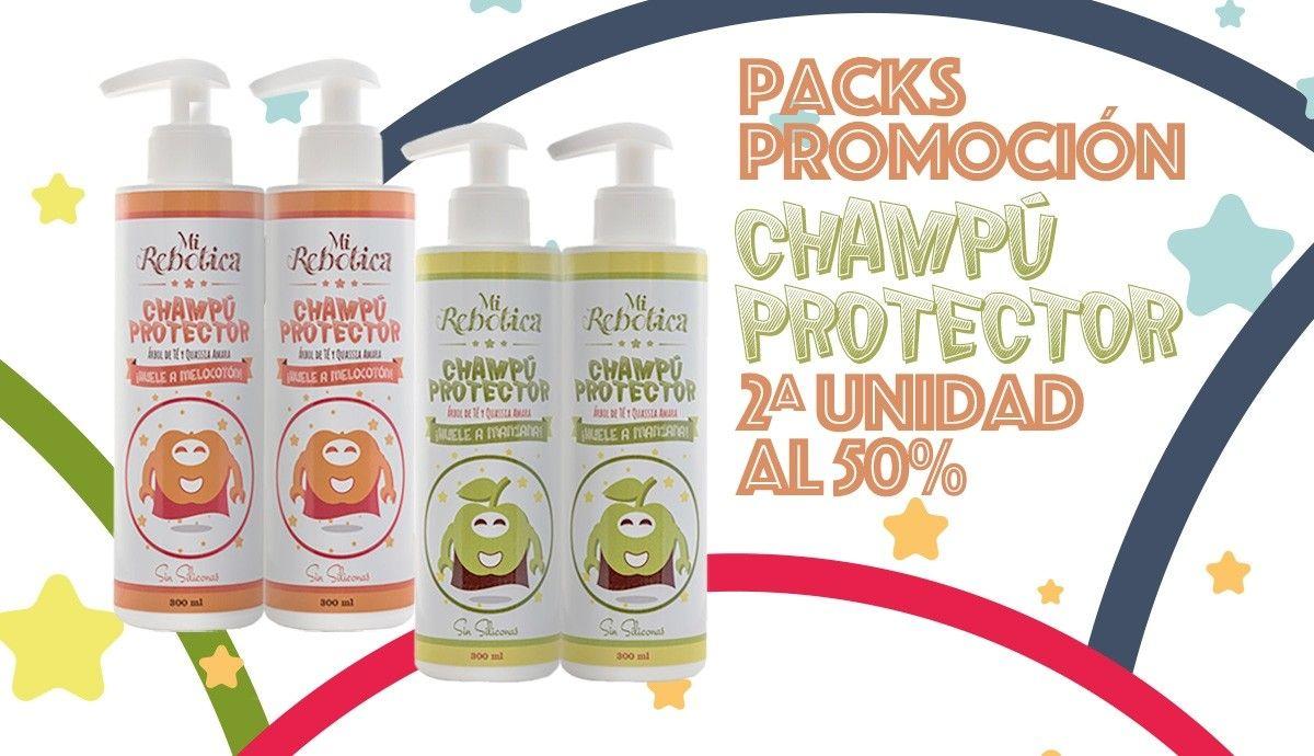 Promoción Pack Champú Protector