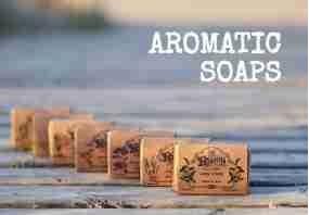 MI REBOTICA AROMATIC SOAPS RANGE