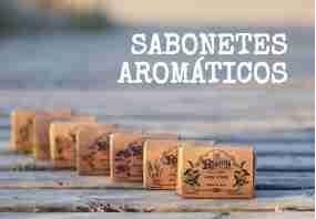 SABONETES AROMÁTICOS