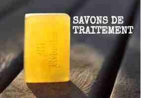 SAVONS DE TRAITEMENT
